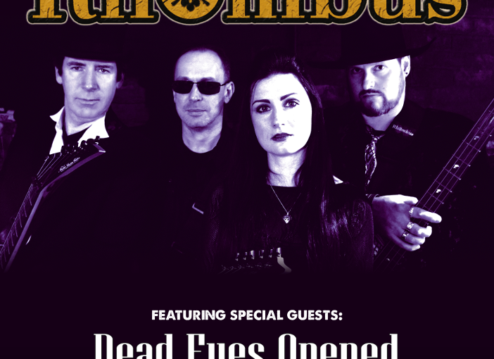 Rhombus + Dead Eyes Opened